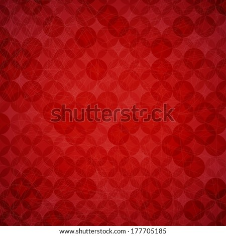 Red Texture Background . Vector Illustration for you design / EPS 10/ - Shutterstock ID 177705185