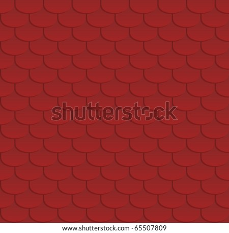 Red tiling. Seamless texture