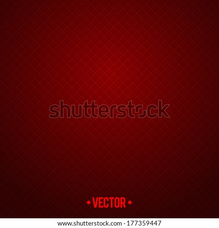 red vector texture