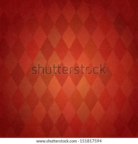 Red vintage background. EPS10.
