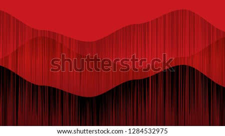 stock-vector-red-wave-speed-lines-vector-pattern-background