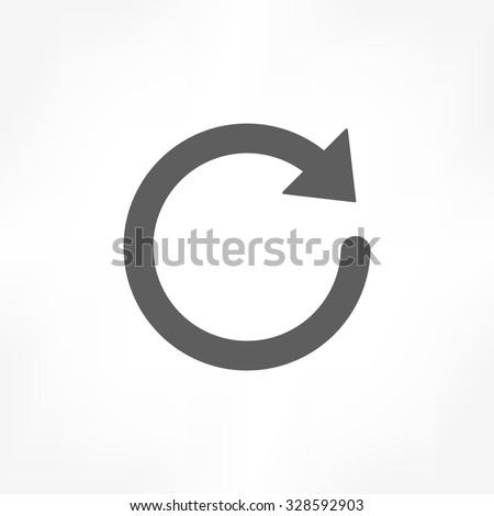 Shutterstock refresh icon