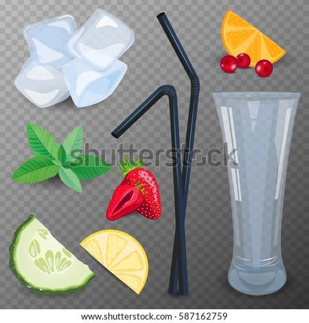 refreshing drink ingredients