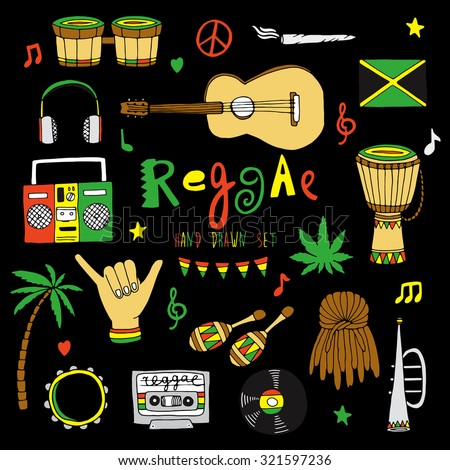 reggae musical instrument and