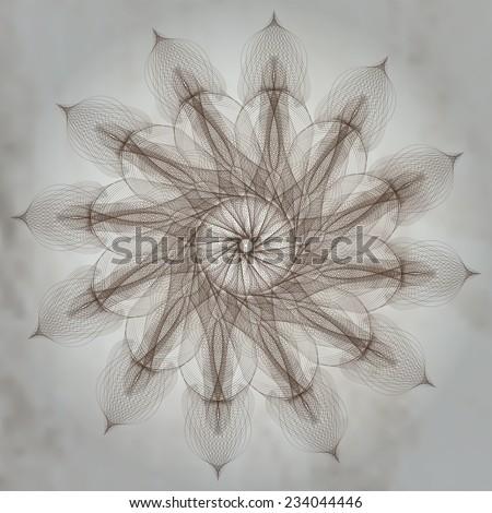 regular geometric form