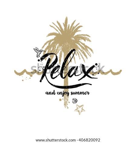 relax and enjoy summer   summer