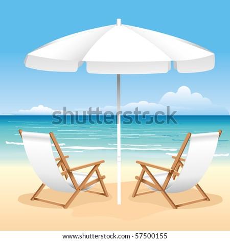 relaxing scene on a breezy day