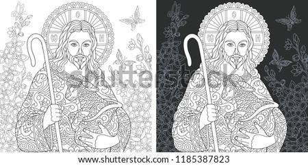religion coloring page