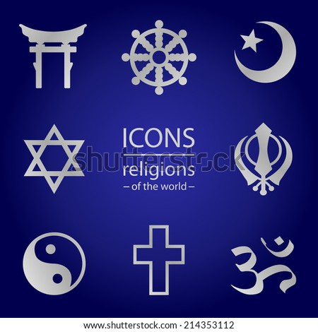 peace between major religions Connecting with the divine the major world religions and their beliefs about this is what leads to the creation of religions we also want to feel at peace.