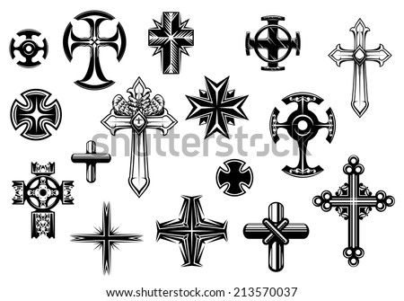 Christian Symbol Vectors Download Free Vector Art Stock Graphics