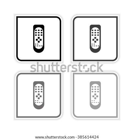 remote control    grayscale