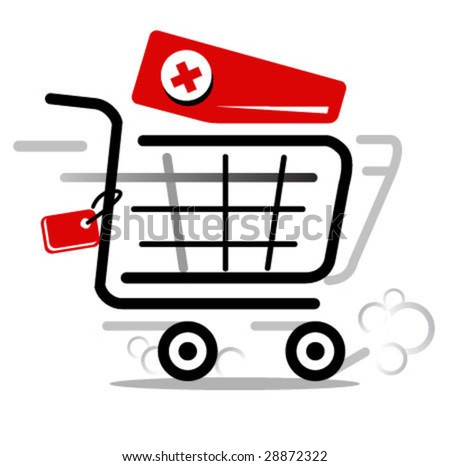 remove from cart vector  web icon