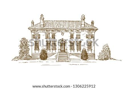 renaissance italian villa