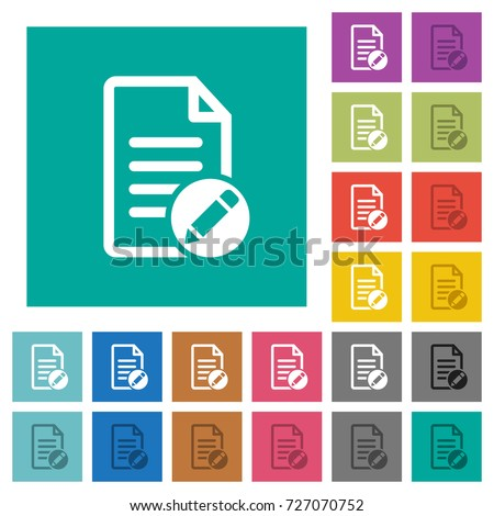 rename document multi colored