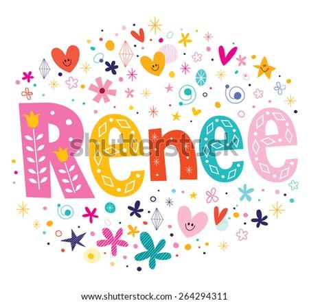renee blanche logo vector eps download seeklogo