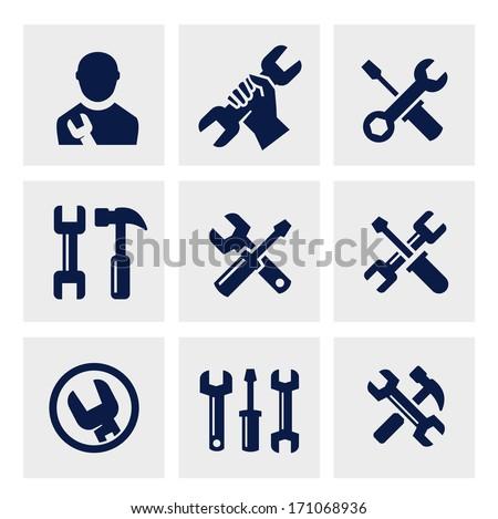 repair icon Stock photo ©