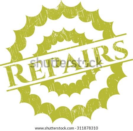 Repairs grunge seal