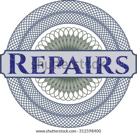 Repairs linear rosette