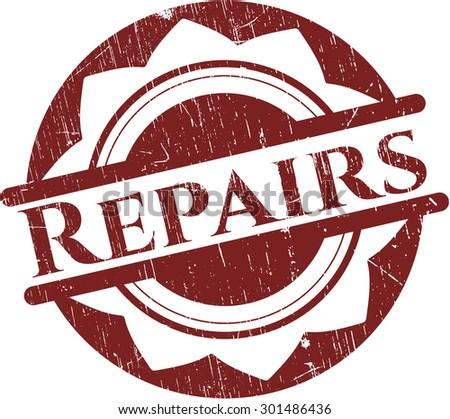 Repairs rubber grunge seal