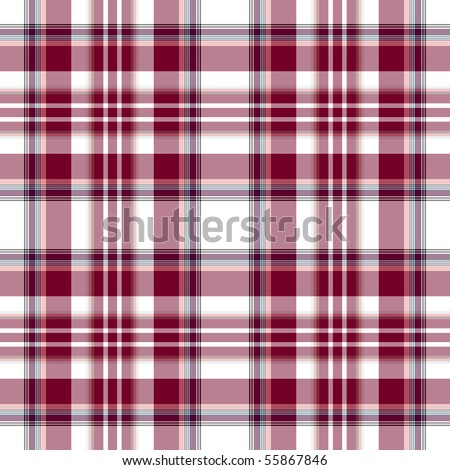 Repeating dark-red-white checkered pattern (vector EPS 10)