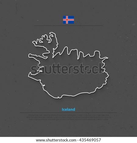 republic of iceland isolated