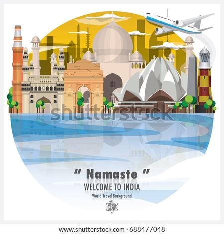 republic of india landmark