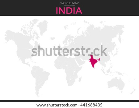 India state map outline - Download Free Vector Art, Stock Graphics ...
