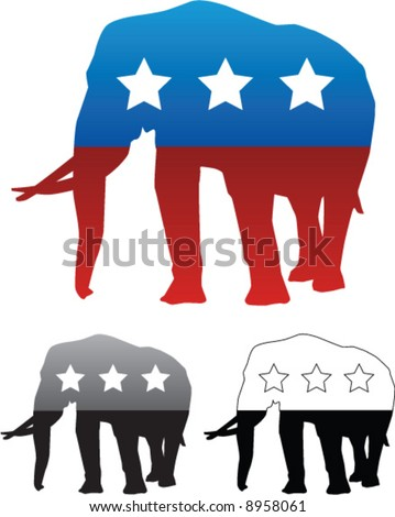 republican party elephant