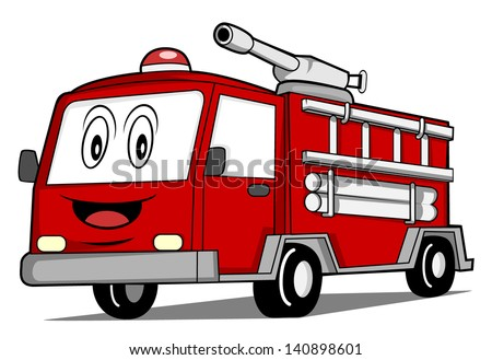 Rescue Truck Car