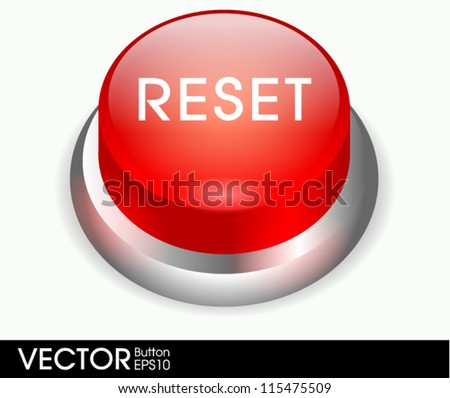 how to create reset button in html