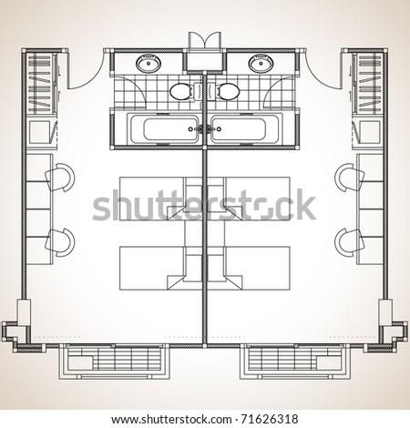 Apartment Decorating Floor Plans