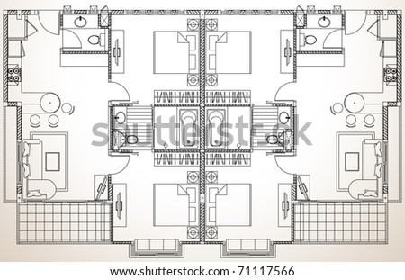 The Floor Plan Shop - Stock Residential Floor Plans, Residential