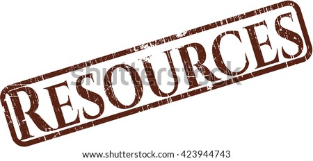 Resources rubber grunge texture seal