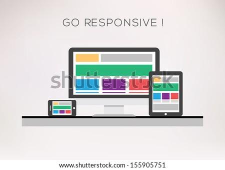 Responsive Web Design Development