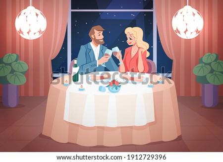 restaurant date romantic