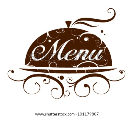 Restaurant Menu Card Design template.