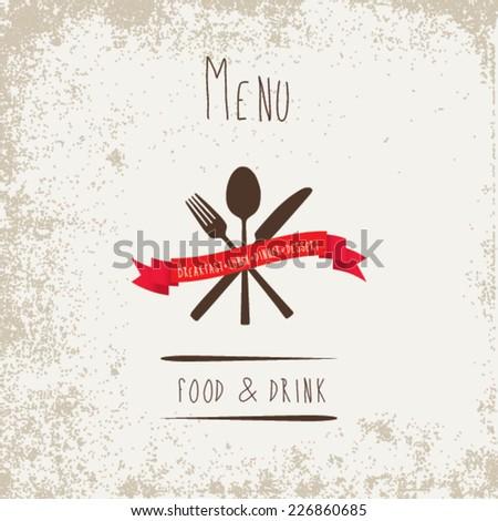 Restaurant Menu Design - Food & Drink