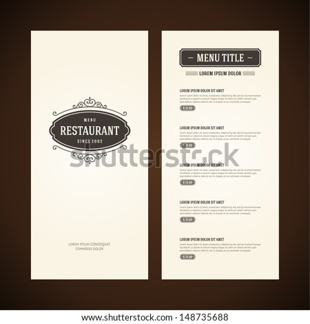 royalty free design a menu for coffee cafe bar 283991714 stock