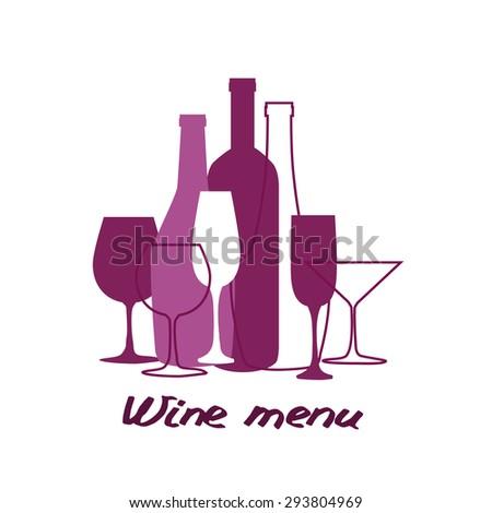 restaurant or wine bar menu