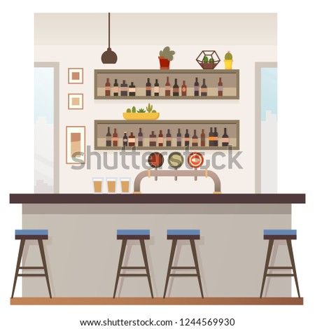 restaurant  pub or cafe bar