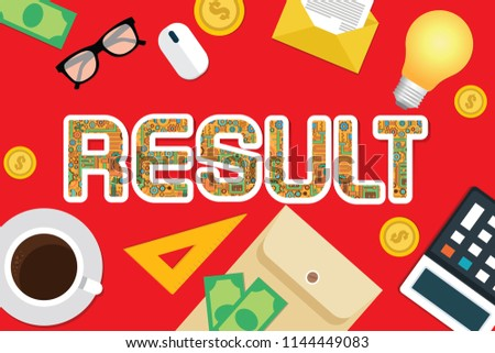 Result concept vector design