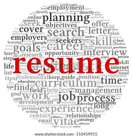 resume on word – Resume in Word