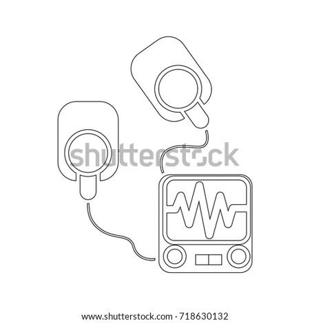 resuscitation device icon