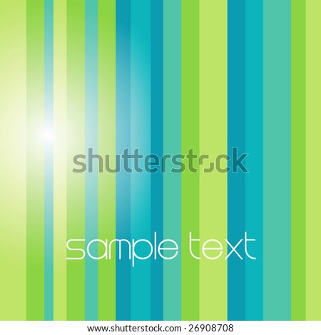 retro Abstract background - stock vector