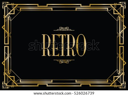 Great Gatsby Free Vector Art 41 Free Downloads