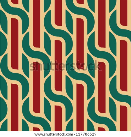Retro background wallpaper. Seamless money background.
