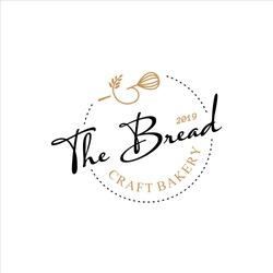 Retro Bakery Logo Design Bake and Cake Pastry Simple Homemade Badge Template