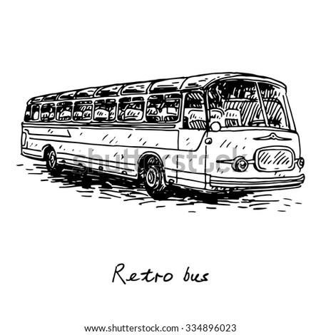 Vintage Car Transporter