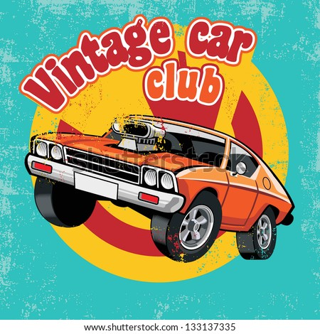 retro car club