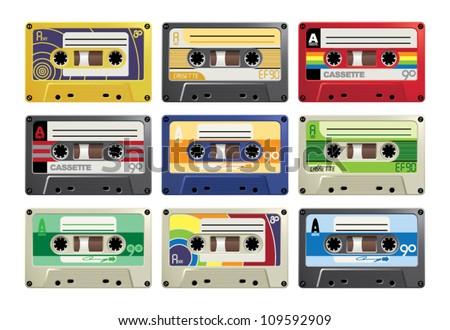 Retro Cassettes